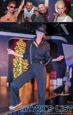 #ClubAqua in #KeyWest, FL is a well-known drag queen-female impersonation and cabaret bar located on the world famous #DuvalStreet. They hosted an annual Employee Turnabout that helped raise spirits for the holidays. #gay #lesbian #MarksList http://www.jumponmarkslist.com/us/fl/eyw/images/mp/club_aqua/2013/121613_1.php