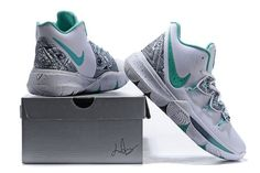 457d69b01557 Nike Kyrie 5 Tattoo God s Eye Men s Basketball Shoes Irving Sneakers Kyrie  5