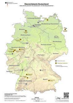 Die 26 Besten Bilder Von Karte Deutschland Karte Deutschland