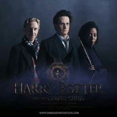 Based on an original new story by J. Rowling, Jack Thorne and John Tiffany, a new play by Jack Thorne, Harry Potter and the Cursed Chil. John Tiffany, Cursed Child Book, News Stories, Harry Potter, The Originals, Reading, People, Books, Libros