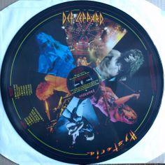 Def Leppard - Hysteria 1988