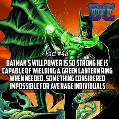 As if Batman wasn't badass enough already. TOMMOROW IS HALLOWEEN