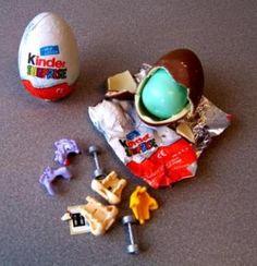 4e1958f4526 Kinder surprise eggs Childhood Memories, Kinder Surprise, Food Items, Kids  Growing Up,
