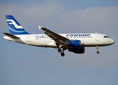 OH-LVG, Airbus A.319-112, Finnair, LHR 20.02.2013