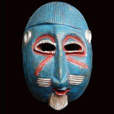 per prior  pinner:  Nigerian masks