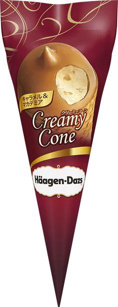 ハーゲンダッツセブンイレブン限定商品クリーミーコーンが全国発売