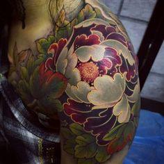 Tattoo Life Magazine: Work by China