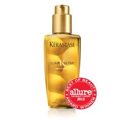 Elixir Ultime Serum - Luxury Conditioning Hair Oil Treatment Care Products - Kerastase