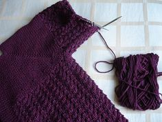 Pick Up Stitches Knitting Knit Witch : 1000+ images about Knit T&T - Pick up stitches on Pinterest Stitches, K...