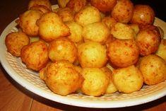 Пампушки из картофеля.