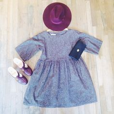 Looking for the perfect dress to move into Fall? Mhmmm. This @esby_apparel number will do the trick. #ootd #getthelook #autumnstyle #achengstyle #brooklynstyle
