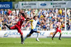 FC Carl Zeiss Jena - FC Bayern München II     #Europe's football clubs
