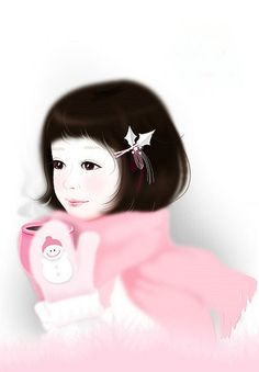 Enakei Kartun Cantik Wwwpicturessocom