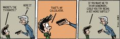 Grand Avenue Comic Strip, November 06, 2015     on GoComics.com