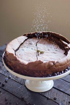 Turkish Coffee Flourless Chocolate Cake