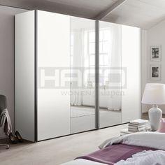 Zweefdeurkast | Schuifdeurkast Vertigo 300cm | Ruime keus & snel leverbaar! | HACO