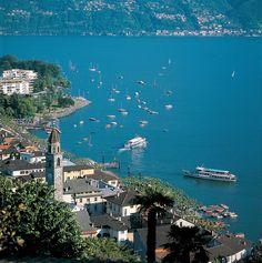 Ascona, the sunny side of Switzerland