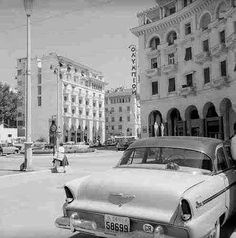 Thessaloniki, Macedonia, Old Photos, Greece, Street View, History, Country, Beautiful, Vintage
