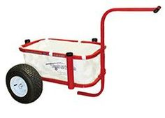 Fishing Cart Liner Buddy White by Reels On Wheels