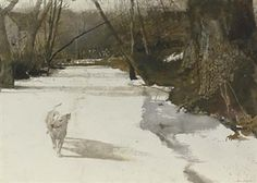 Race Run By Andrew Wyeth