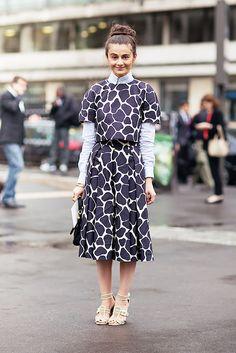 Animal Kingdom: How to Wear Fall's Fiercest Prints via @WhoWhatWearUK