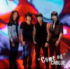 """5,000 fans come out to CNBLUE's signing in Japan + """"Come On"""" ranks #4 on Oricon"""