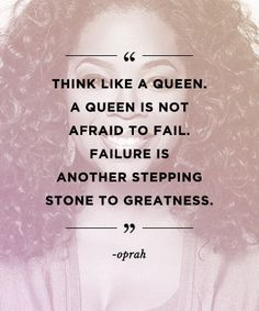 Quotes to build confidence: REPIN these words from Oprah to inspire others!