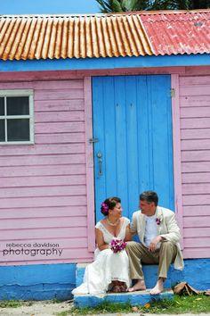 All around the island #CaymanIslandswedding