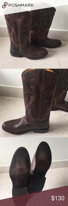 Frye Wylie anniversary cowboy boots sz 5.5 new They are brand new no tags , have minor scuffs that can be barely seen Frye Shoes
