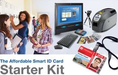 The goal is to make ultra-secure smart ID card technology available to all schools at an affordable price.