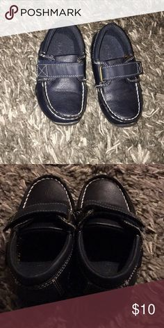 Children's Place Navy Loafers size 8 Only worn once The Children's Place Shoes Flats & Loafers
