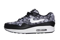"Nike Air Max 1 ""Monochrome Floral"" | KicksOnFire.com"
