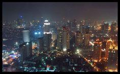 Jakarta, Indonesia, Skyline