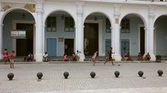 HAVANA, CUBA #travel #destination Alleyway, Cuba Travel, Havana Cuba, Restoration, City, Places, Modern, Lugares, Trendy Tree