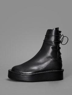 BARNY NAKHLE - Creeper Boots - Antonioli.eu