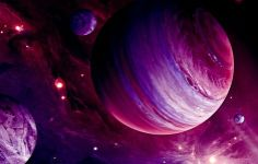 Photo of Pink Trees for fans of Pink (Color) 23859646 Pink Universe Wallpaper, Pink Wallpaper, Colorful Wallpaper, Galaxy Wallpaper, Wallpaper Backgrounds, Pink Galaxy, Galaxy Art, Outer Space Wallpaper, Galaxy Planets