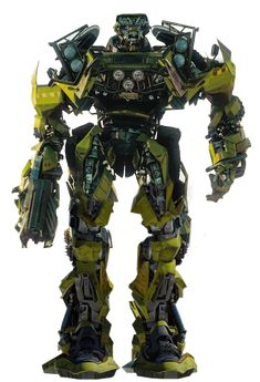Click this image to show the full-size version. Transformers Ironhide, Transformers Bumblebee, Transformers Optimus, Live Action Film, Action Films, Transformers Generation 1, Battle Robots, Revenge Of The Fallen, Gundam