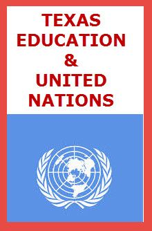 United Nations Changing Texas Education       http://www.redhotconservative.com/united-nations-changing-texas-education/    NO MORE BUSHS