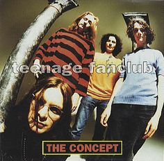 """The Concept, by Teenage Fanclub is off the album Bandwagonesque. Released in November 1991 on Creation Records. Bandwagonesque became famous by beating Nirvana's landmark album Nevermind to be voted 'album of the year' for 1991 by American music magazine Spin. """"The Concept"""" was featured prominently in the 2011 film Young Adult. """"The Concept"""" was also covered by Jimmy Eat World on the Japanese deluxe edition of their 2004 album Futures."""