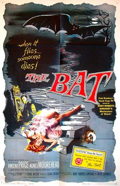 The Bat i love this movie