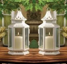 moroccan white lanterns - Google Search
