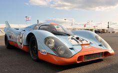 Gulf Porsche 917 No.19