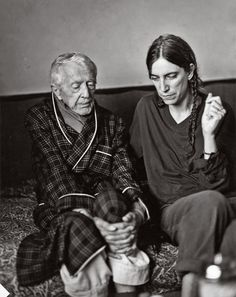 Patti Smith and Paul Bowles Two Kinds of Masterpieces and Her Fifty Favorite Books Brain Pickings Samuel Beckett, Tennessee Williams, Henri Matisse, Patti Smith Robert Mapplethorpe, Just Kids, National Book Award, Just Kidding, Lady And Gentlemen, Make Art