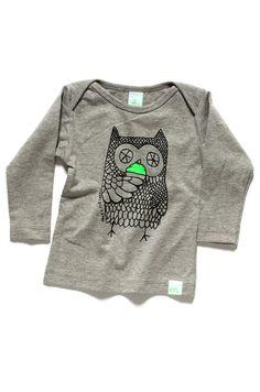 Ice Owl Tee