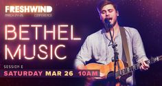 Freshwind 2016 Session D - Worship with Steffany Gretzinger & Cory Asbury (Bethel Music) March) Praise And Worship Music, Bethel Music, 25 March, My Love, Youtube, Wolves, Bottles, Channel, Faith
