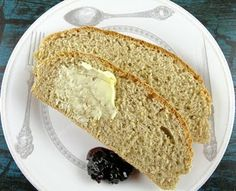 MAPLE SYRUP OAT BREAD