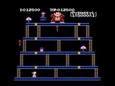 Padre hackea Donkey Kong para que su hija pueda salvar a Mario como Pauline (video)