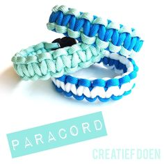 Do it yourself - Paracord set Mint