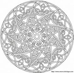 This expert Mandala coloring sheet is a fun design and super challenging to color. Mandala coloring page can be decorated online with the . Mandala Art, Celtic Mandala, Mandalas Drawing, Mandala Coloring Pages, Celtic Art, Mandala Pattern, Coloring Book Pages, Printable Coloring Pages, Coloring Sheets