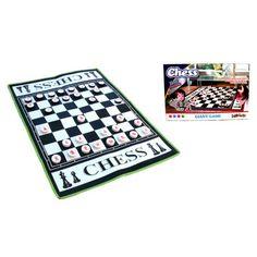 Original tablero con juego de ajedrez.  http://www.cosaspararegalar.es/ideas-para-regalar/juegos-de-mesa/ajedrez-pic-nic.html